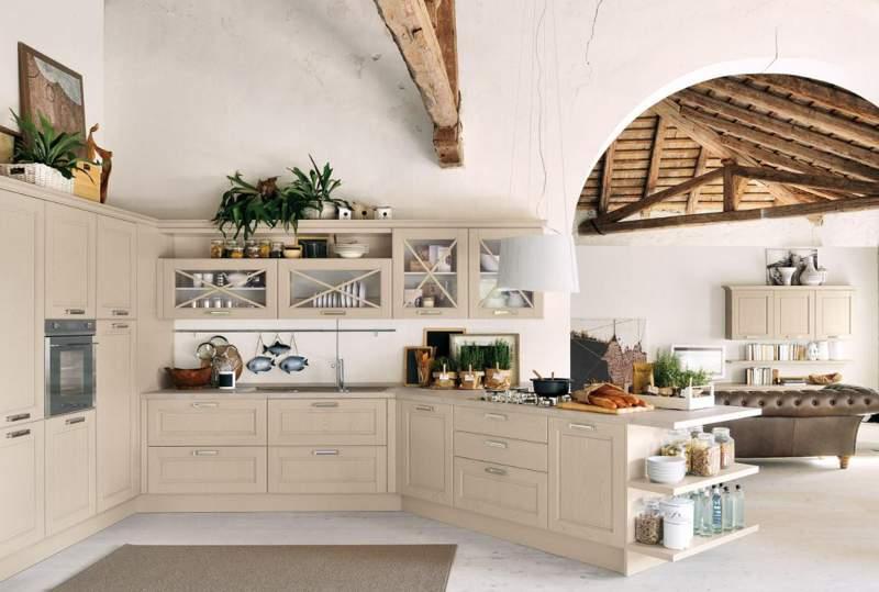 Vendita cucine componibili snaidero lube artea arredamento zona giorno pareti attrezzate - Harte mobili soggiorno ...