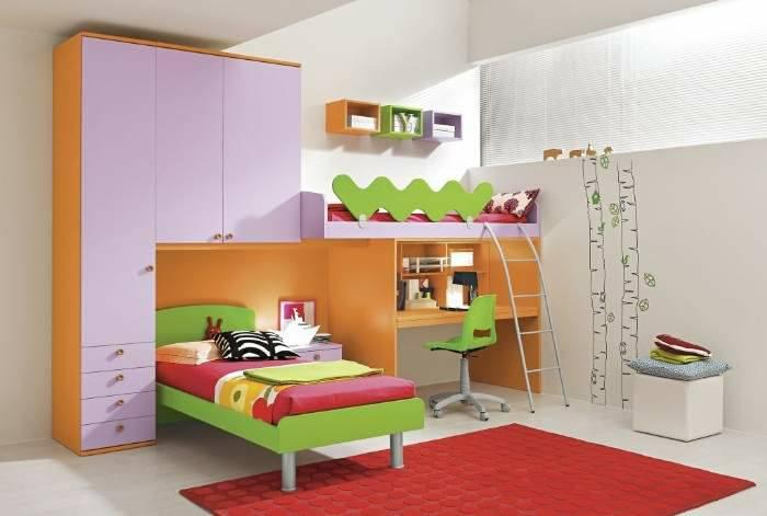 Mp arredamenti vendita arredamento zona notte camerette for Arredamenti per bambini