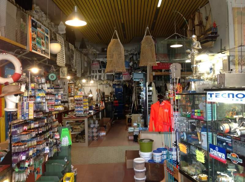 vendita esche vive e finte pescamarket trieste paginesi