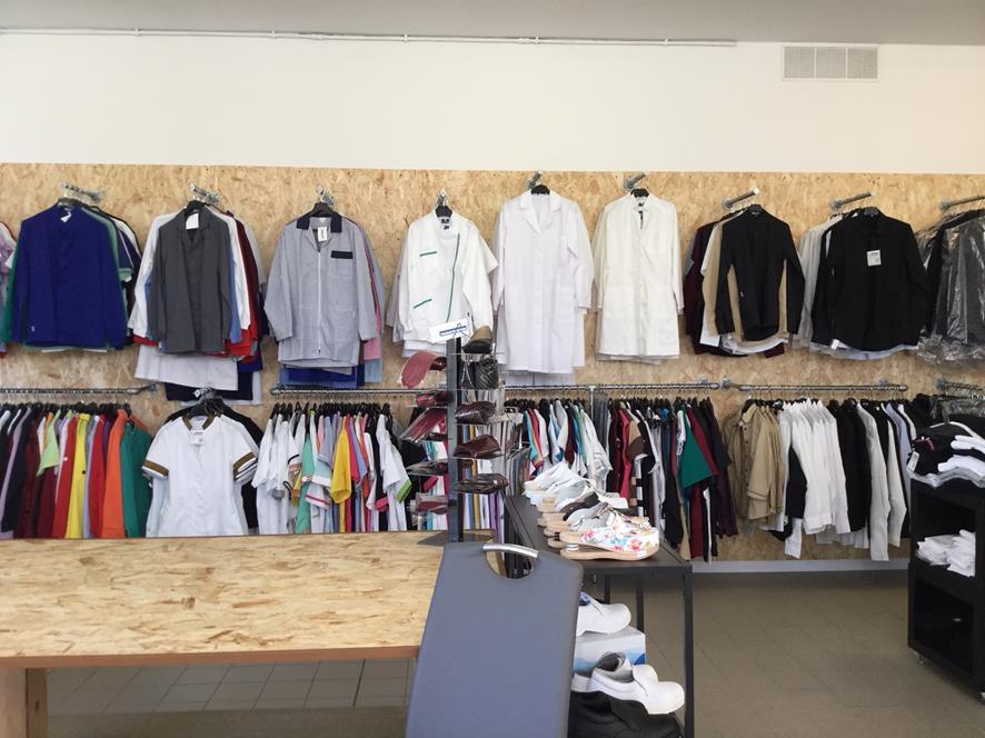Piemonte divise vendita abbigliamento da lavoro per ristorazione e cucina paginesi - Abbigliamento da cucina ...