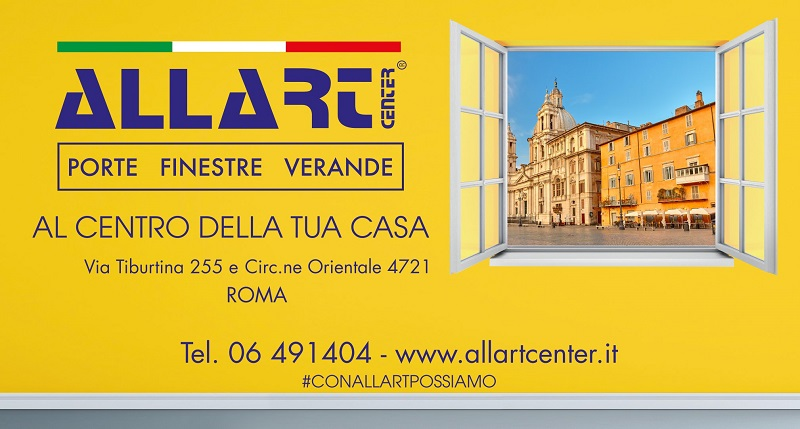 ALLART CENTER – FINESTRE BALDUINA - 1