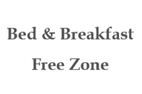 BED & BREAKFAST FREE ZONE - 1