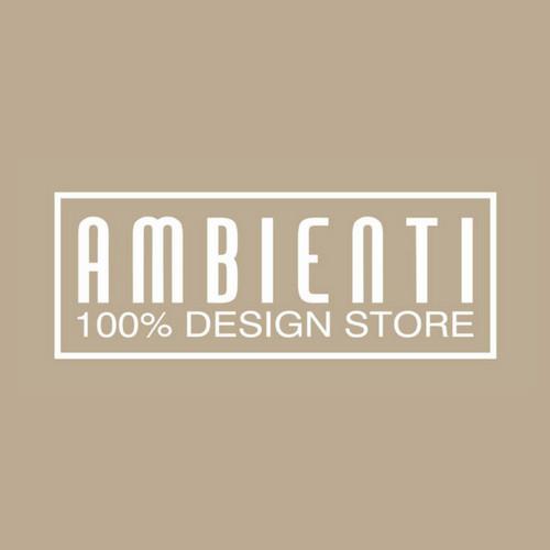 Ambienti 100 design store complementi arredo e oggetti for Arredo store